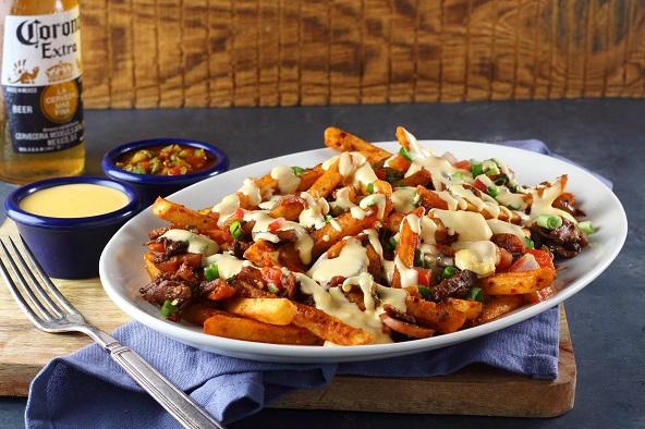 Carnival Fiesta fries at Hard Rock Cafe