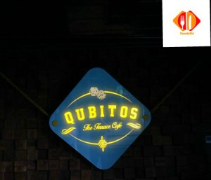 Must try dishes at qubitos the terrace restaurant in for Qubitos the terrace cafe