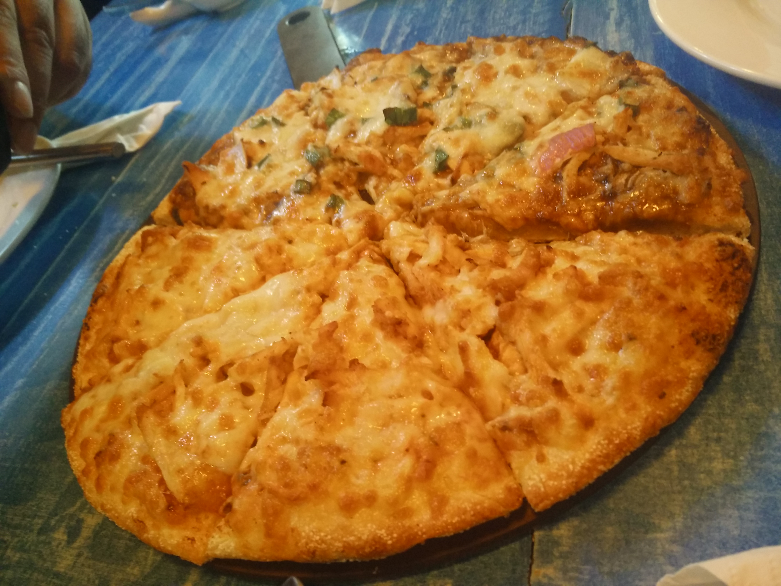 Crusty-pizza-delhi-ncr