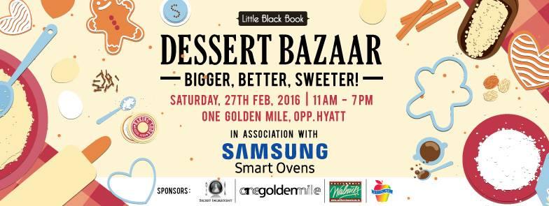 desserts bazaar by LBB Delhi