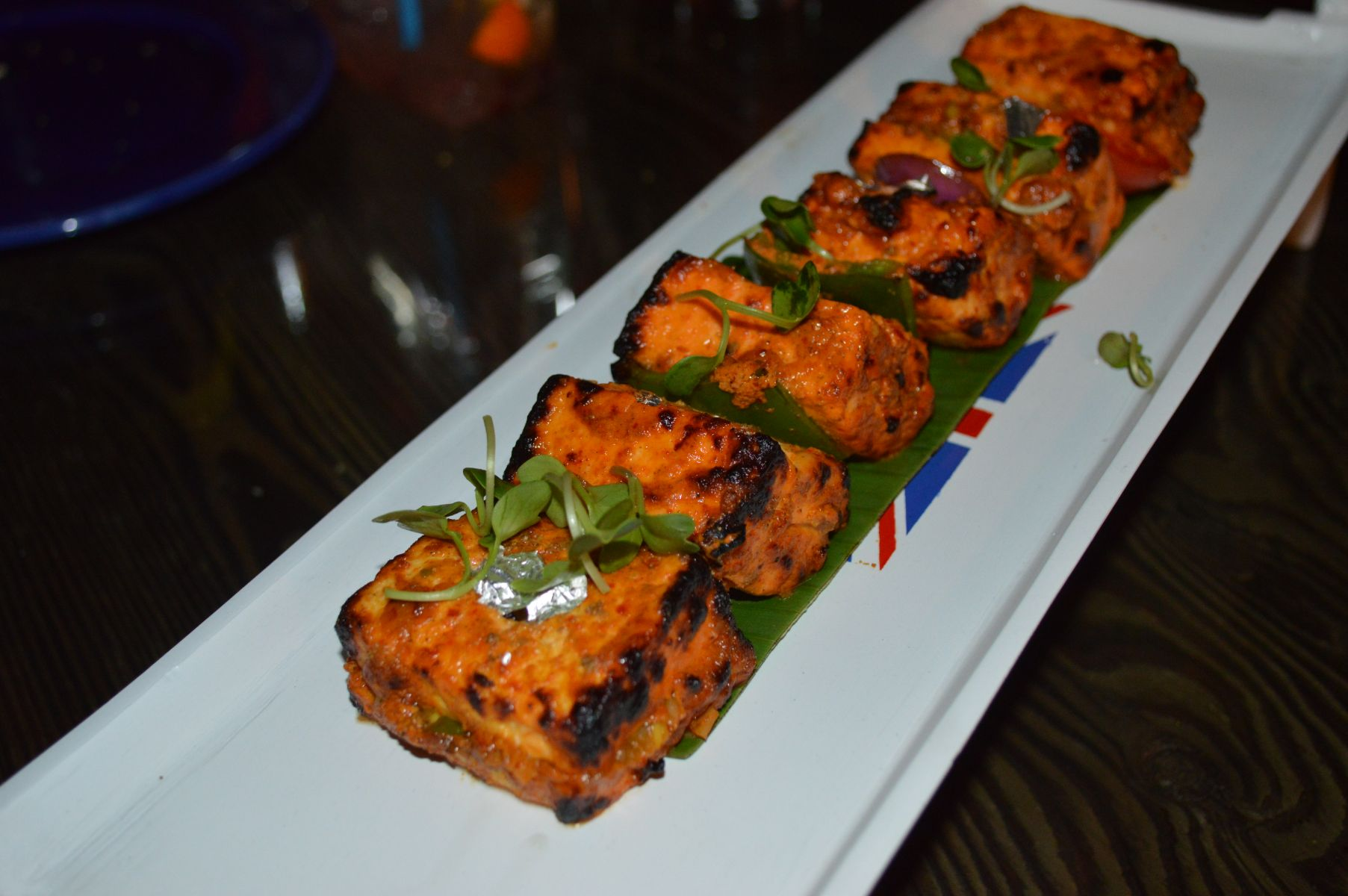 Yummy Stuffed Paneer Kebabs