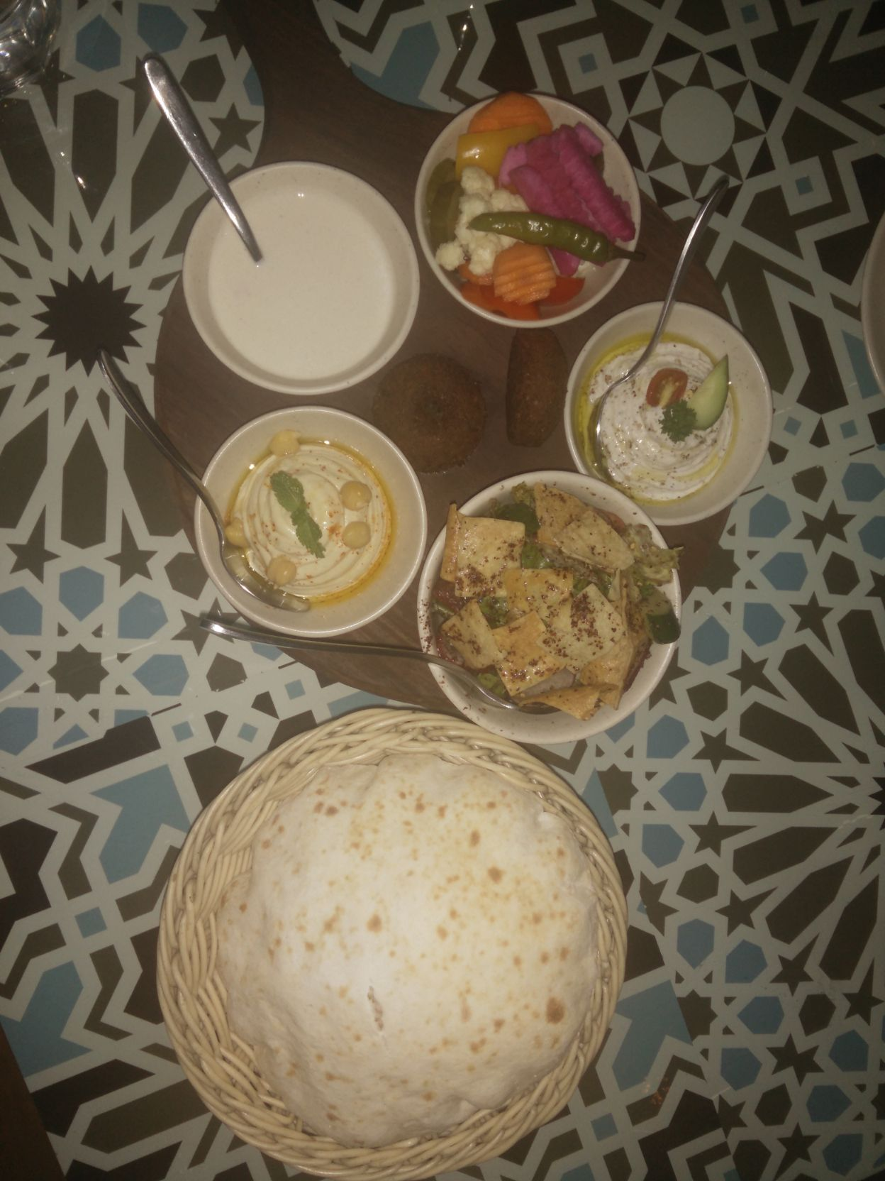 Lebanese Food CP Zizo Connaught Place