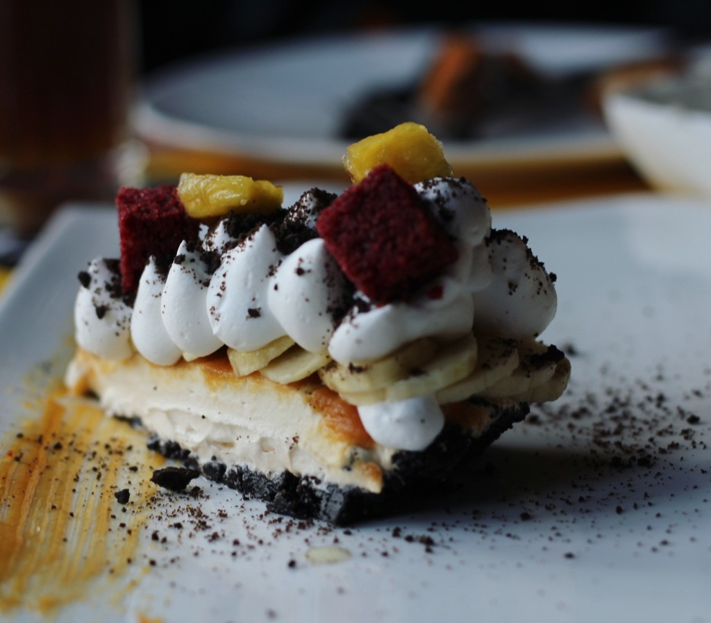 Banoffee Pie at FLYP