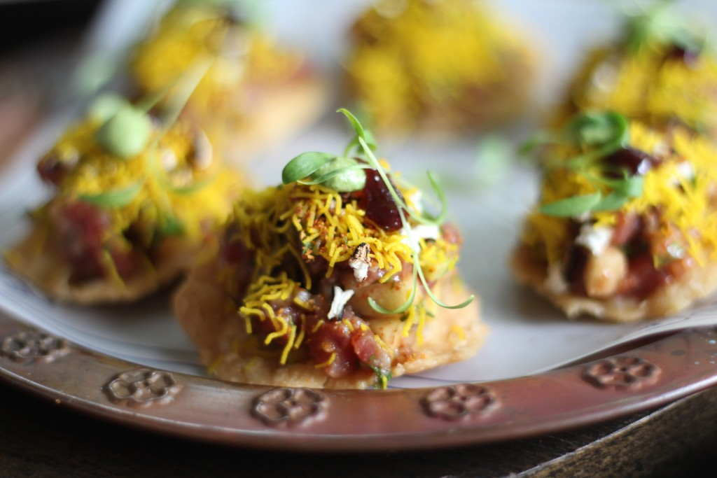 Andaman Tuna Chaat
