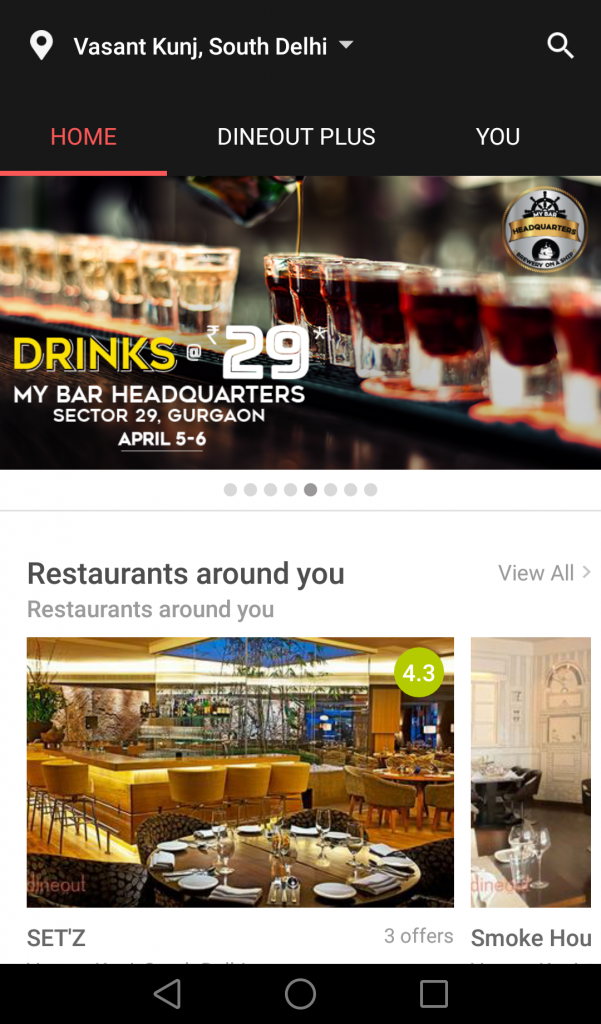 My Bar HQ Sector 29 Gurgaon