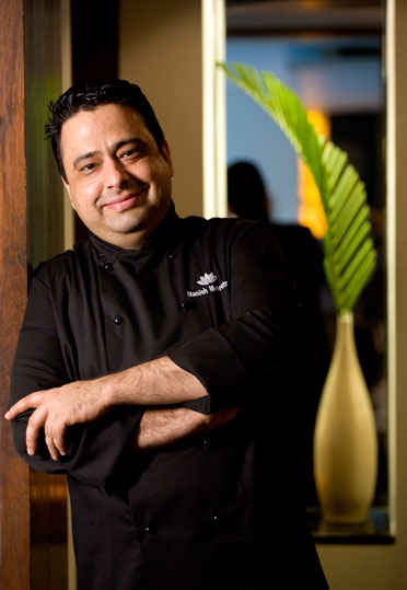 Indian Accent Delhi Manish Mehrotra
