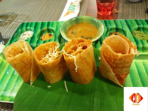 amazing street food in delhi imly restaurant review
