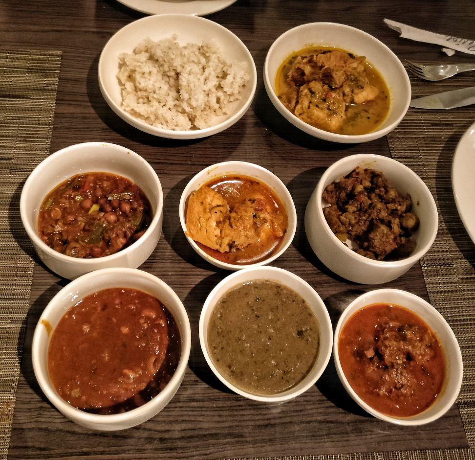 Uttarakhand food festival le meridien
